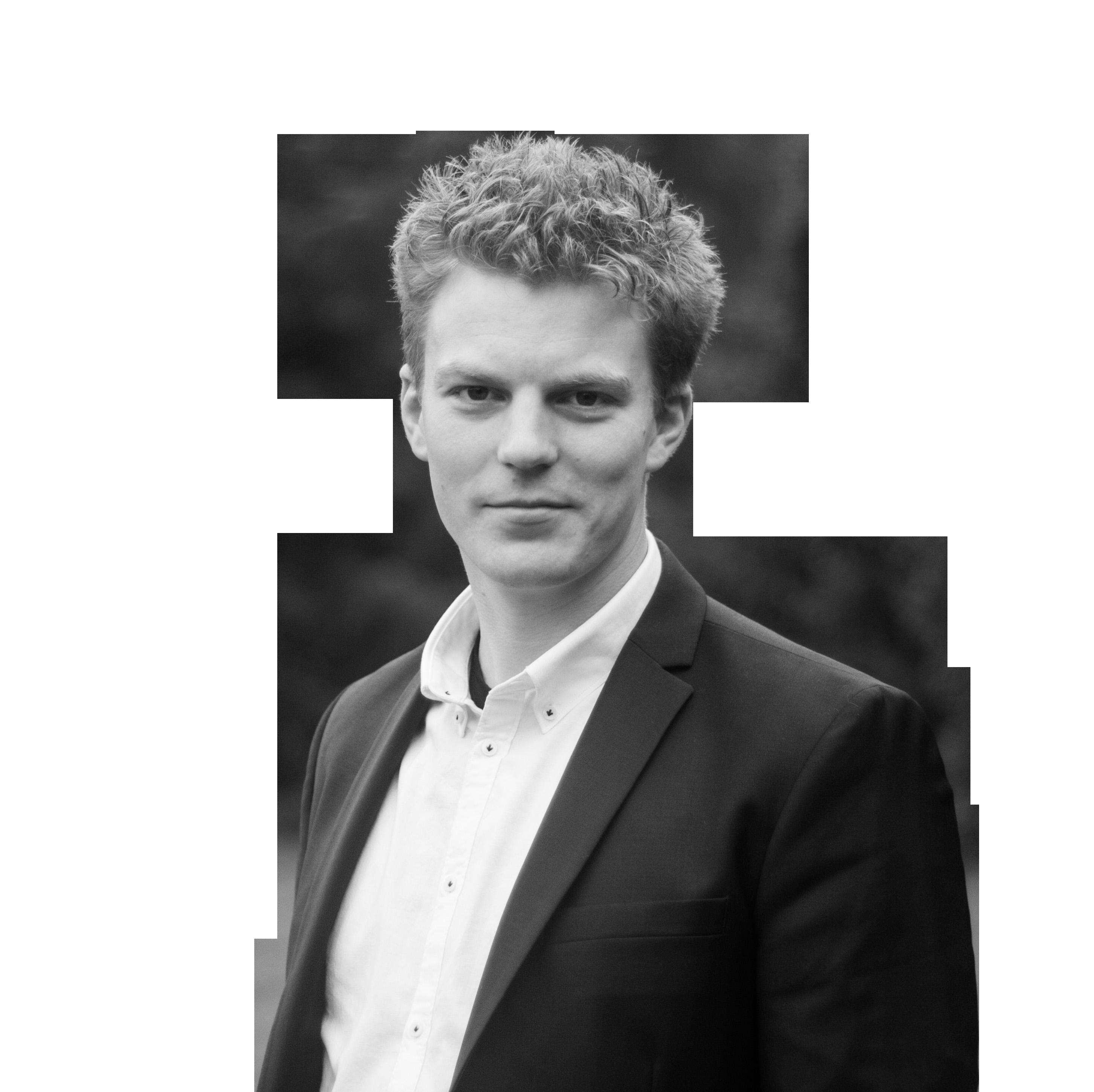 Rasmus Gråsbøll Vilhelmsen ejer INcaseOF