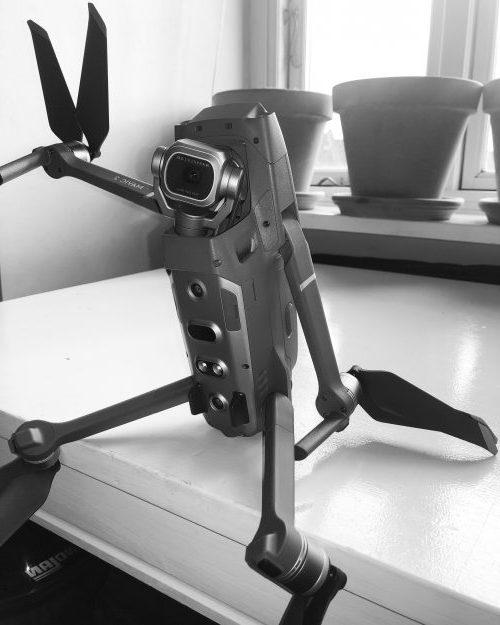 Drone i INcaseOF
